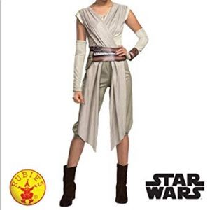 Star Wars The Force Awakends Adult Rey Costume